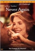 Never Again (2001) afişi