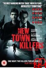 New Town Killers (2008) afişi