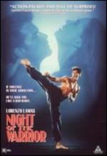 Night Of The Warrior (1991) afişi