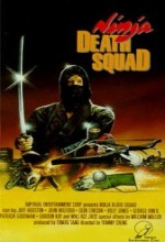 Ninja Death Squad (1987) afişi