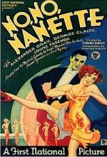No No Nanette (1930) afişi