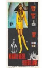 Non Faccio La Guerra, Faccio L'amore (1966) afişi