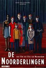 De noorderlingen (1992) afişi