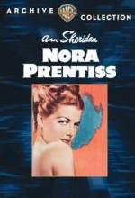 Nora Prentiss (1947) afişi
