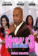 Nora's Hair Salon 3: Shear Disaster
