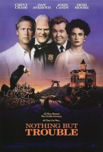 Nothing But Trouble (1991) afişi