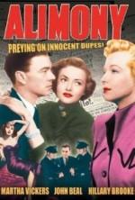 Nafaka (1949) afişi