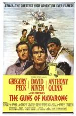 Navaron'un Topları (1961) afişi