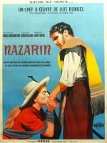 Nazarin (1959) afişi