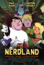 Nerdland (2016) afişi