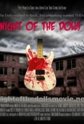 Night of the Dolls (2014) afişi