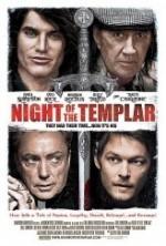 Night Of The Templar (2008) afişi