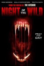 Night of the Wild (2015) afişi