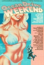 Ocean Drive Weekend (1985) afişi