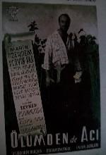Ölümden De Acı (1958) afişi