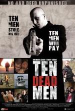 On ölü Adam (2008) afişi