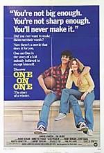 One On One (1977) afişi