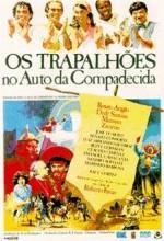 Os Trapalhões No Auto Da Compadecida (1987) afişi