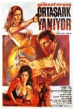 Otoşark Yanıyor (1967) afişi