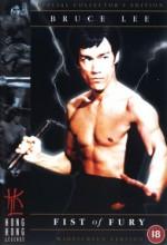 Öfkenin Yumruğu (1972) afişi