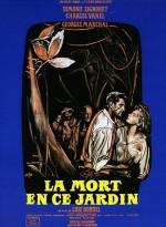 Ölüm Bahçesi (1956) afişi