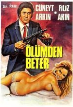 Ölümden Beter (1965) afişi
