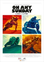 On Any Sunday: The Next Chapter (2014) afişi