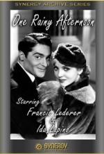 One Rainy Afternoon (1936) afişi
