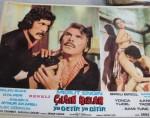 Oniki Çılgın Kız (1975) afişi