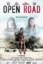 Open Road (2012) afişi