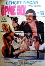 Öpme Sev (1974) afişi