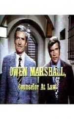 Owen Marshall, Counselor at Law Sezon 1 (1971) afişi