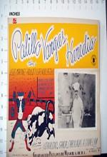 Palillo Vargas Heredia (1945) afişi