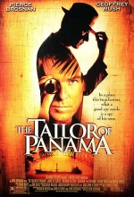 Panama Terzisi (2001) afişi