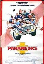 Paramedics (1988) afişi