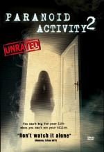 Paranoid Activity 2 (2011) afişi