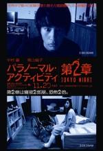 Paranômaru Akutibiti Dai-2-shou: Tokyo Night (2010) afişi