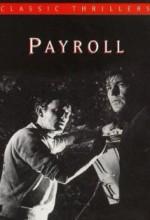 Payroll (1961) afişi