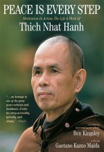 Peace ıs Every Step: Meditation In Action: The Life And Work Of Thich Nhat Hanh (1998) afişi