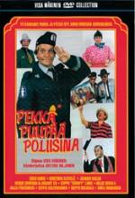Pekka Puupää Poliisina (1986) afişi
