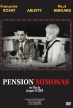 Pension Mimosas (1935) afişi