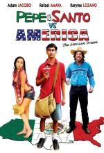 Pepe Ve Santo Amerika'ya Karşı (2009) afişi