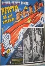 Pepito As Del Volante (1957) afişi