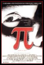 Pi (1998) afişi