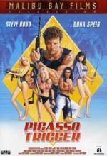 Picasso Trigger (1988) afişi