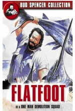 Piedone Lo Sbirro (1973) afişi
