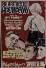 Poikamiesten Holhokki (1938) afişi