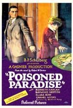 Poisoned Paradise (1924) afişi