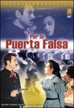 Por La Puerta Falsa (1950) afişi