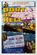 Port Of Hell (1954) afişi